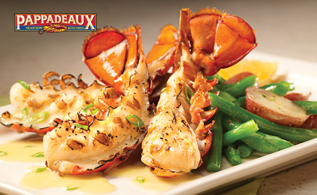 Pappadeaux Seafood Kitchen - menu